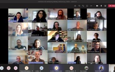 Kick-off meeting of QUIETSEAS Project